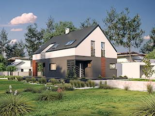Projekt Domu - Murator C356 - Zaczarowany