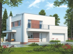 Projekt Domu - Murator M200 - Uroczysty