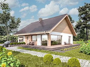 Projekt Domu - Murator C333w - Miarodajny - wariant XIX