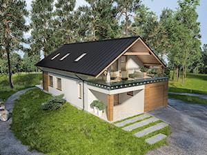 Projekt Domu - Murator C357 - Fotogeniczny
