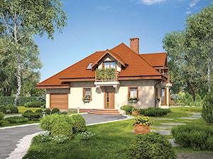 Projekt domu - Murator C349 - Rodzimy