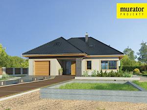 Projekt Domu - Murator C327 - Zacny