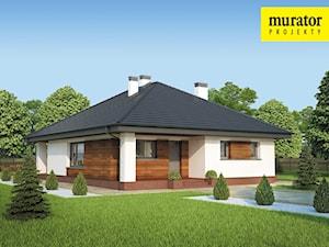 Projekt Domu - Murator M170 - Własny kąt
