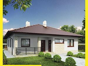 Projekt domu - Murator C258 - Dom z historią - propozycje aranżacji wnętrz
