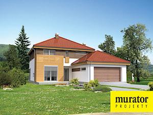 Projekt Domu - Murator EC359 - Przychylny