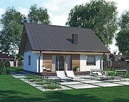 Projekt Domu - Murator C333 - Miarodajny - zdjęcie od Murator PROJEKTY