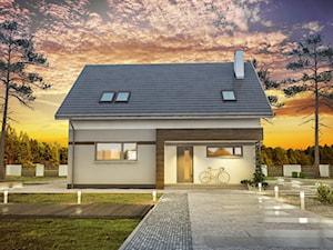 Projekt domu - Murator C341 - Przedwiośnie
