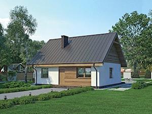 Projekt domu - Murator C333 - Miarodajny