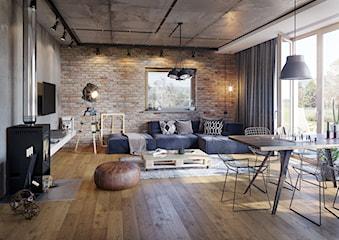 Pomysły na wykorzystanie betonu w domu. Rozmowa z architekt Moniką Sałatą z Pracowni Architektury Wnętrz.
