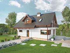 Projekt Domu - Murator C339 - Wprawny