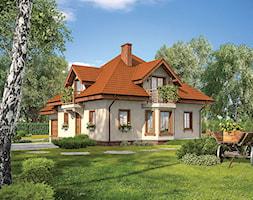 Projekt Domu - Murator C349 - Rodzimy - zdjęcie od Murator PROJEKTY