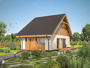 Projekt domu - Murator C346 - Elastyczny