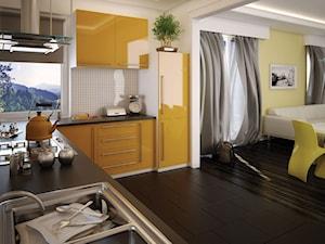 Prezentacja projektu i wnętrza domu - Murator M129 - Przyjemny