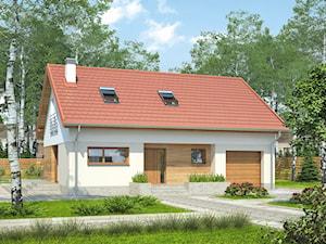 Projekt Domu - Murator M201 - Senne marzenie