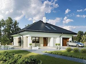Projekt domu - Murator M177 - Czytelny