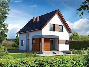 Projekt Domu - Murator C305 - Galowy