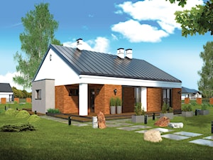 Projekt domu - Murator C355 - Mistrzowski