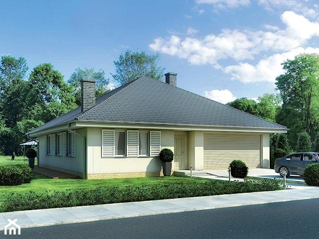 Projekt domu – Murator C288 - Wykonany