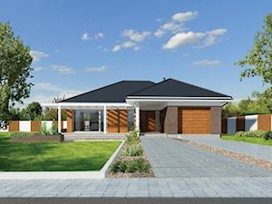 Projekt Domu - Murator EC366 - Klimatyczny