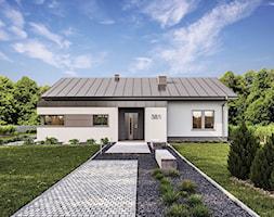 Projekt Domu - Murator C381 - Ceniony - zdjęcie od Murator PROJEKTY - Homebook
