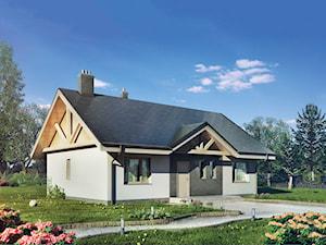 Projekt domu - Murator C281c - Lubiany - -wariant III