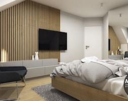 Sypialnia+w+nowoczesnym+klimacie+-+zdj%C4%99cie+od+MONOstudio