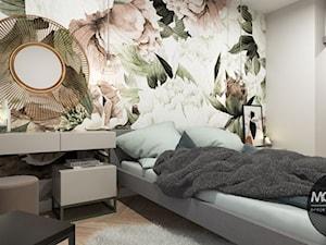 Projekt eklektycznego mieszkania w Krakowie