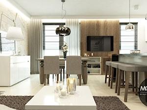 salon & kuchnia