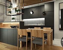 Kuchnia+w+minimalistycznym+i+ciep%C5%82ym+charakterze+-+zdj%C4%99cie+od+MONOstudio