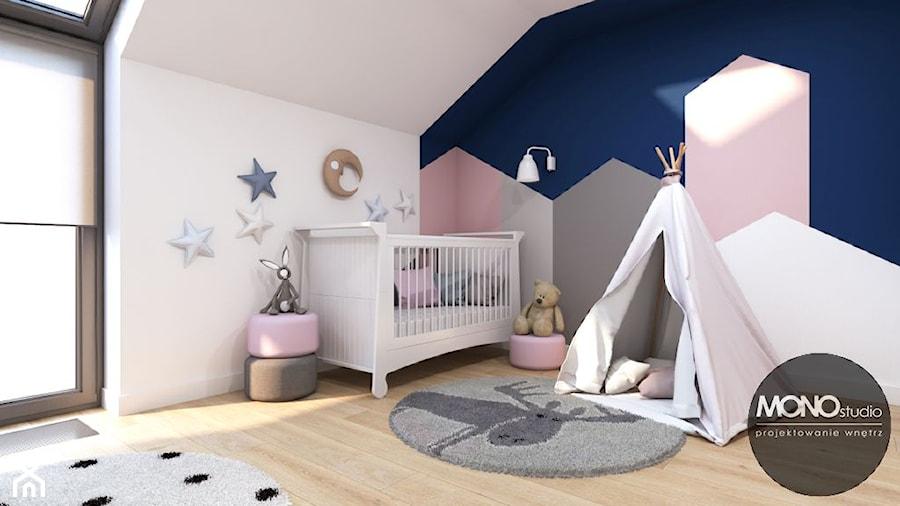 Aranżacje wnętrz - Pokój dziecka: MONOstudio - projektowanie wnętrz - MONOstudio. Przeglądaj, dodawaj i zapisuj najlepsze zdjęcia, pomysły i inspiracje designerskie. W bazie mamy już prawie milion fotografii!