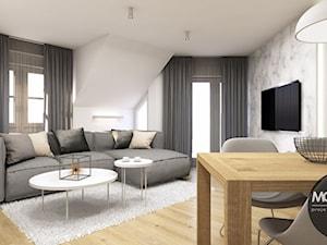 Jasne nowoczesne mieszkanie w Niemczech