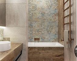 łazienka Z Kolorowymi Płytkami Aranżacje Pomysły
