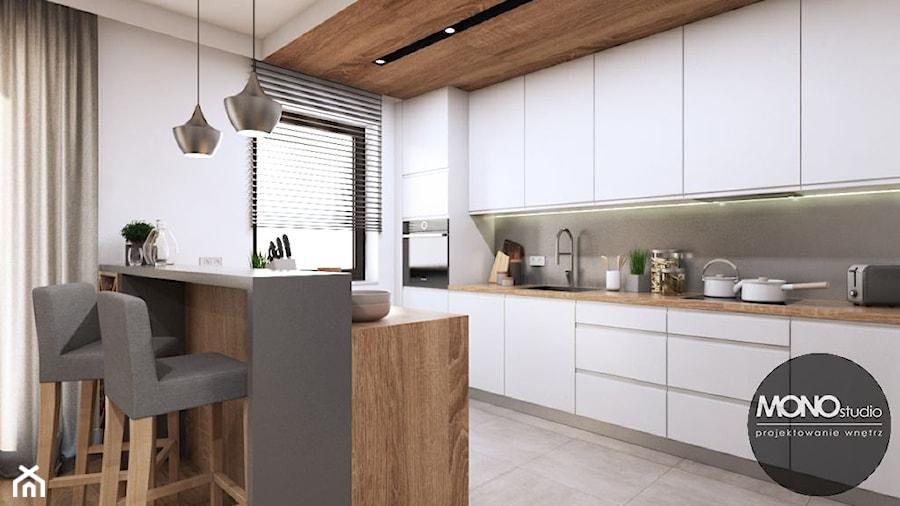 Kuchnia Jednorzędowa Aranżacje Pomysły Inspiracje Homebook
