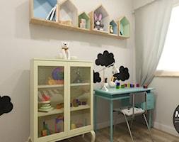 Kolorowy pokój dla najmłodszych - zdjęcie od MONOstudio