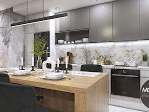 Kuchnia w klimacie nowoczesnym - zdjęcie od MONOstudio
