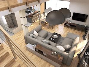 Ciepłe i przestronne mieszkanie pod Krakowem
