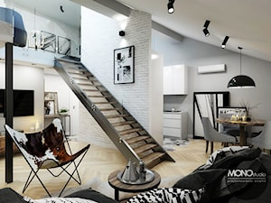 Stylowe mieszkanie z antresolą