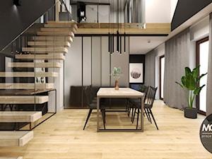 Dwupoziomowe mieszkanie w Krakowie