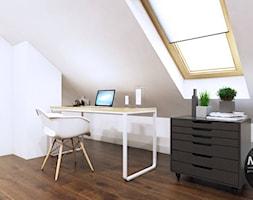 Domowe biuro - zdjęcie od MONOstudio