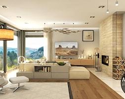 Przestronny+i+jasny+salon+w+klimacie+nowoczesnym+-+zdj%C4%99cie+od+MONOstudio