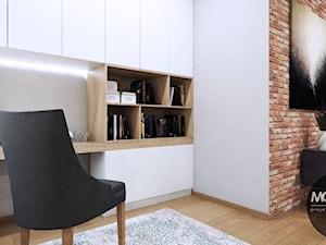 Biuro domowe - zdjęcie od MONOstudio