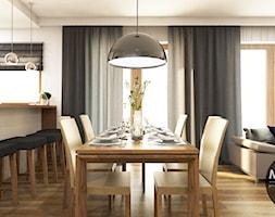 Otwarta+przestrze%C5%84+salonu%2C+kuchni+i+jadalni+-+zdj%C4%99cie+od+MONOstudio