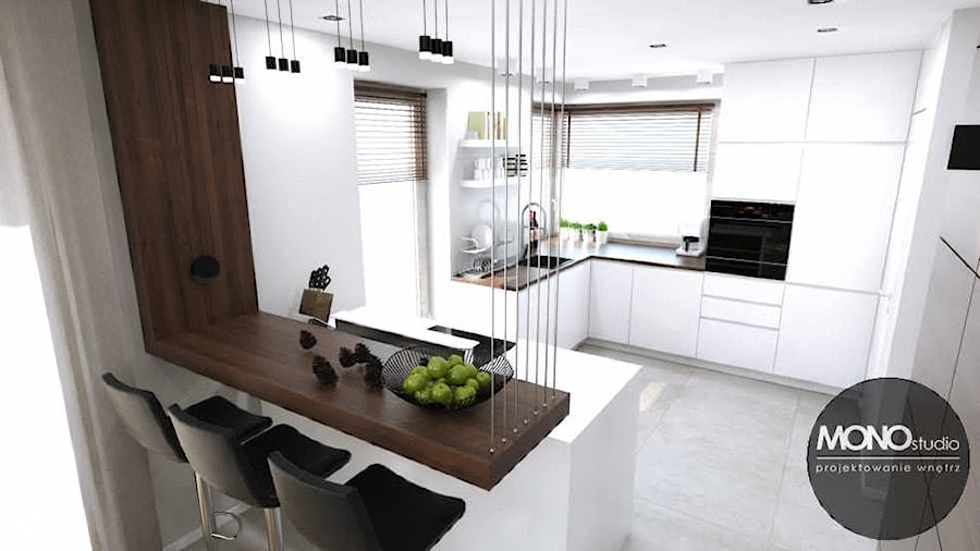 Kuchnia w stylu nowoczesnym - zdjęcie od MONOstudio