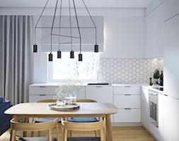 Przytulne, przestronne i jasne mieszkanie - Kuchnia, styl nowoczesny - zdjęcie od Idea by Mag. - Homebook