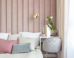 Modern classic - elegancja w nowoczesnym wydaniu - Sypialnia, styl nowoczesny - zdjęcie od Idea by Mag. - Homebook