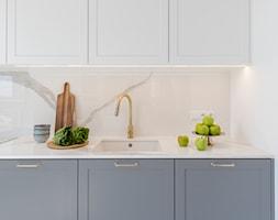 Modern classic - elegancja w nowoczesnym wydaniu - Kuchnia, styl nowoczesny - zdjęcie od Idea by Mag. - Homebook