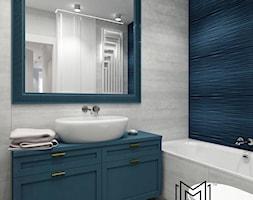 Verbel Soho Factory - Mała łazienka w bloku w domu jednorodzinnym bez okna, styl nowoczesny - zdjęcie od Idea by Mag. - Homebook