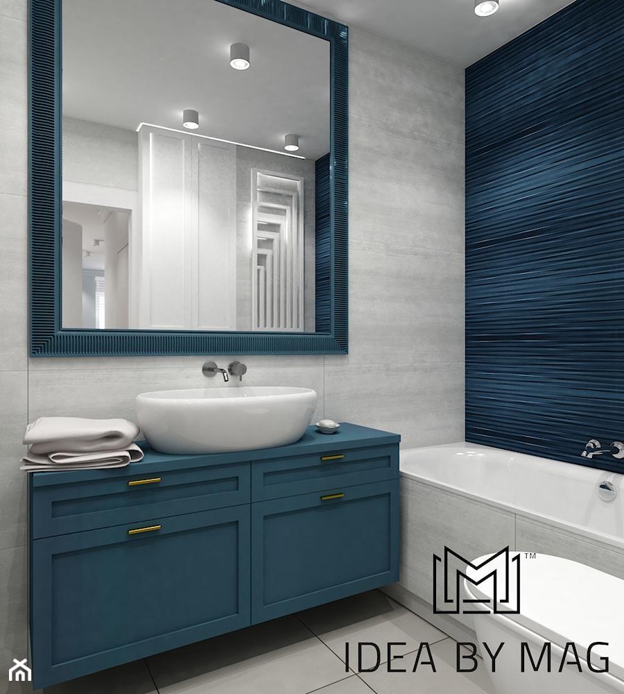 Verbel Soho Factory - Mała łazienka w bloku w domu jednorodzinnym bez okna, styl nowoczesny - zdjęcie od Idea by Mag.