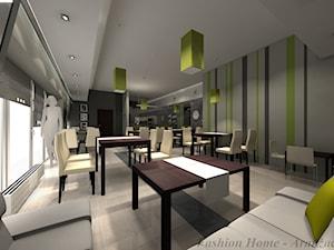 Fashion Home - Aranżacja Wnętrz - Architekt / projektant wnętrz