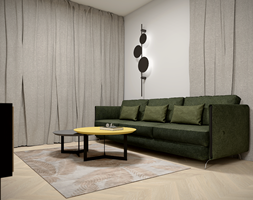 Salon, styl minimalistyczny - zdjęcie od DEKA DESIGN - Homebook